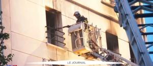 Incendie dans un immeuble de Saint-Denis : 5 morts et 2 blessés graves
