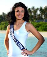 Miss Roussillon 2010 - Marion Castaing- Election candidate Miss France 2011- © SIPA - Interdit à toute reproduction, téléchargement ou stockage