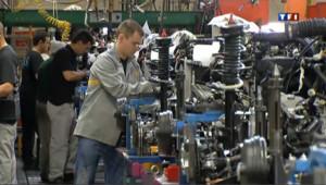Profession : ouvrier dans l'automobile