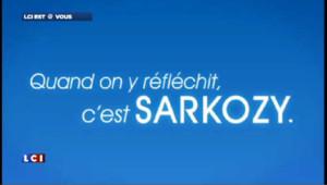 """""""Quand on y réfléchit, c'est Sarkozy"""" : l'offensive de l'UMP sur le net"""