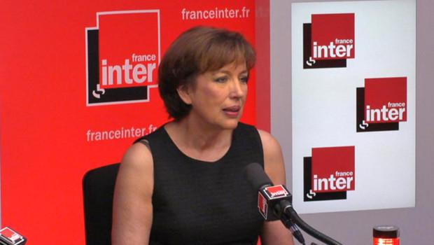 Roselyne Bachelot, le 20 juin 2012, sur France Inter.