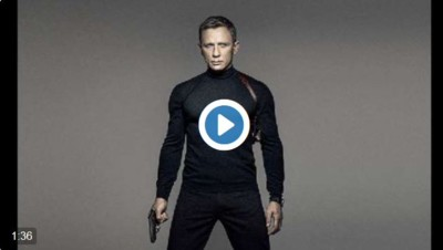 Spectre, James Bond, premier trailer