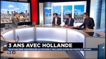 """Trois ans de l'élection de Hollande : """"L'effet du 11 janvier semble s'être effacé"""""""