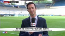 "France-Cameroun : ""Le stade sera entièrement bleu"""