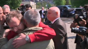 Les otages de l'OSCE libérés samedi 3 mai