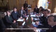 Loi Travail : dialogue de sourds à Matignon entre Manuel Valls et les syndicats étudiants