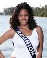 Miss Réunion 2010 - Florence Arginthe - Election candidate Miss France 2011- © SIPA - Interdit à toute reproduction, téléchargement ou stockage