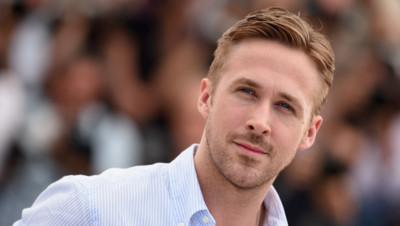 Ryan Gosling pour le photocall de Lost River au 67ème Festival de Cannes le 20 mai 2014