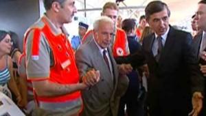 TF1 / LCI Retour expatriés Roissy Liban