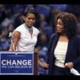 Michelle Obama et Oprah Winfrey