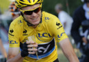Au palmarès du Tour de France, le Britannique Christopher Froome succède à son compatriote, Bradley Wiggins.