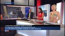 Le zoom éco de Magali Boissin : La Malaysia Airlines au bord de la faillite