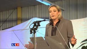 Les cantonales : un 1er test électoral pour le FN de Marine Le Pen