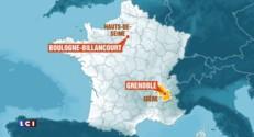 Quatre hommes mis en examen pour implication dans des filières jihadistes