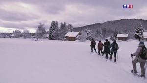 Ski : à la Féclaz, les vacanciers ont le sourire, la neige est là