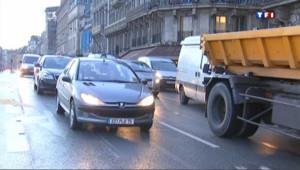 Voies sur berge fermée à Paris : le plan B des automobilistes