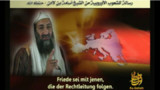 Ben Laden sous-titre son message en allemand