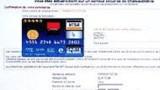 Une carte bancaire virtuelle contre la fraude