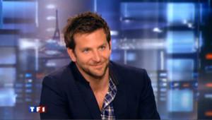 Bradley Cooper : la coqueluche de Hollywood sur le plateau de TF1
