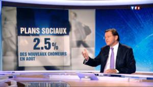 """Chômage : """"les chiffres vont rester dans le rouge"""