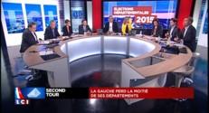 Départementales : la double stratégie de Sarkozy a payé
