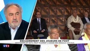 """Hollande en Polynésie : """"Un signal envoyé à ces populations qui y sont sensibles"""""""