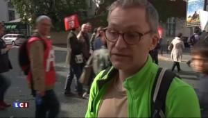Manifestation contre la réforme du collège : les parents d'élèves dans la rue