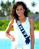 Miss Tahiti 2010 - Lucie Wilson- Election candidate Miss France 2011- © SIPA - Interdit à toute reproduction, téléchargement ou stockage