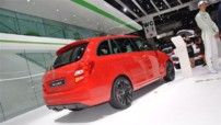 Photo 16 : Fabia RS et Combi RS : Plaisir d'essence