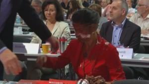 Sahra Wagenknecht entartrée