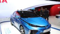 Toyota Fuel Cell Sedan