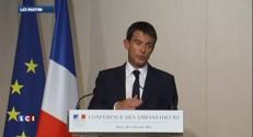 """Valls : un texte de loi sur le pouvoir d'achat présenté d'ici """"la fin du mois de septembre"""""""