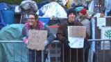 """Pour ses 1 an, """"Occupy"""" veut bloquer la Bourse de New York"""