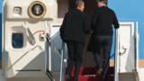 Obama invite Cameron à bord d'Air Force One, puis à un match de basket