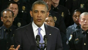 Barack Obama, le 3/4/13