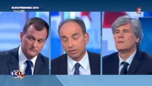 """Européennes - Copé : quand """"la gauche est au pouvoir, le FN fait des scores très élevés"""""""