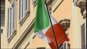 Italie - drapeau italien