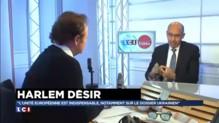 """""""La Grèce doit poursuivre les réformes d'assainissement de ses Finances publiques"""" (Désir)"""