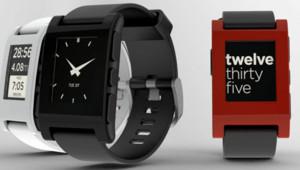 La montré Pebble sortira en avril-mai 2013. Avant d'être défiée par une montre signée Apple?
