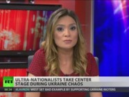 Liz Wahl, journaliste sur Russia Today