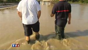 Orages dans le Vaucluse : Cavaillon submergée