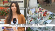 Prêtre égorgé en Seine-Maritime : Saint-Étienne-du-Rouvray se réveille meurtri