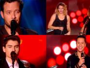 Replay video : cinq candidats qui ont marqué la soirée de The Voice
