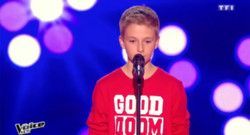 Théo, le chanteur lyrique qui a bluffé les coachs de The Voice Kids 2