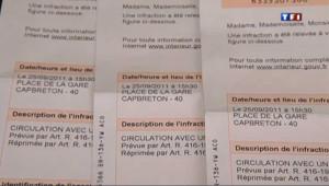 Verbalisé 143 fois pour la même infration, l'automobiliste de Capbreton a eu tous ses PV annulés.