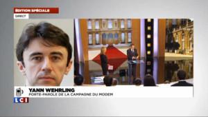 """Wehrling : """"pourquoi Sarkozy n'a pas été président pendant 5 ans"""""""