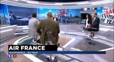 """Air France : """"Il y a des nouveaux concurrents qui ne jouent pas avec les mêmes règles du jeu"""""""