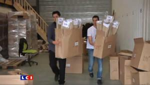 Carton plein pour les commandes françaises de vuvuzela