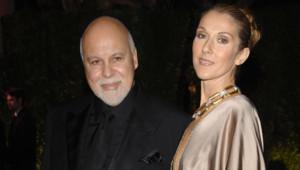 Céline Dion et René Angélil à la vente annuelle de Vanity Fair au restaurant Mortons à Los Angeles le 26 février 2007.