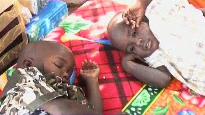 Des enfants du Tchad/archives